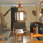 salón-cocina casa 5