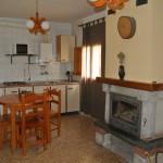 salón-cocina casa 6