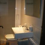 La casita. Baño