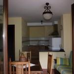 La casita. cocina
